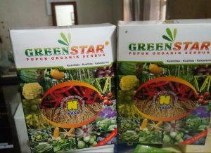 Pupuk Organik Greenstar dari Nasa yang Multiguna
