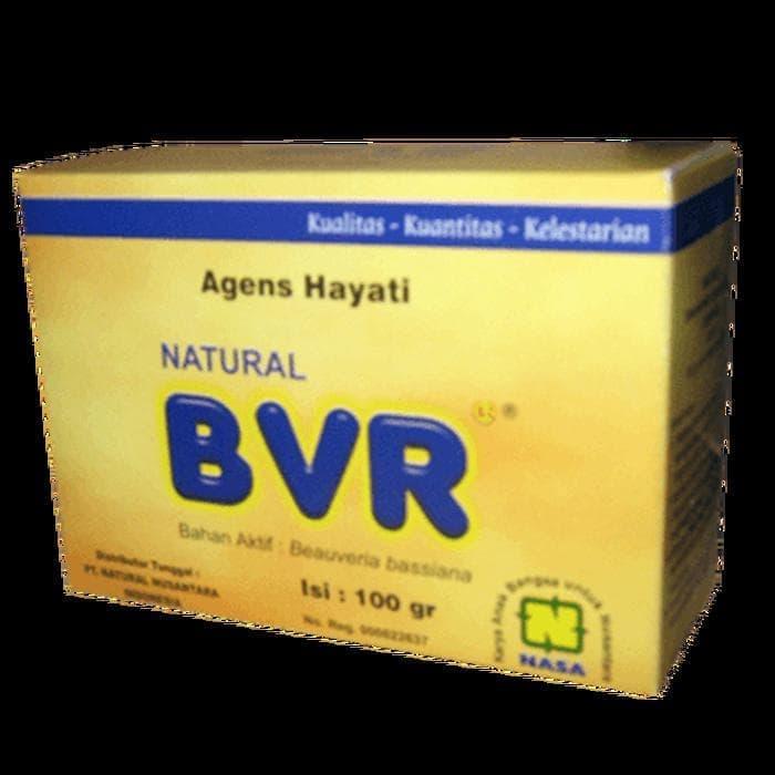 aplikasi natural BVR nasa