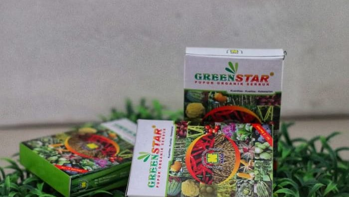kandungan greenstar nasa.