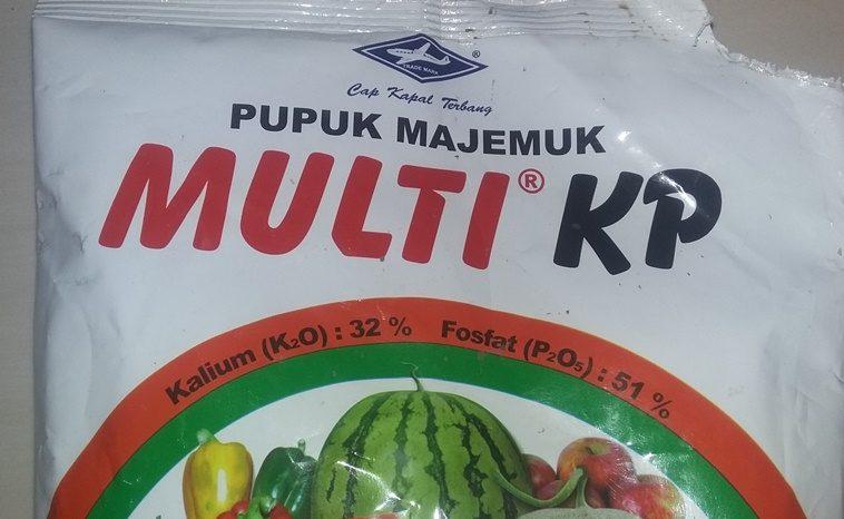 penggunaan pupuk mkp
