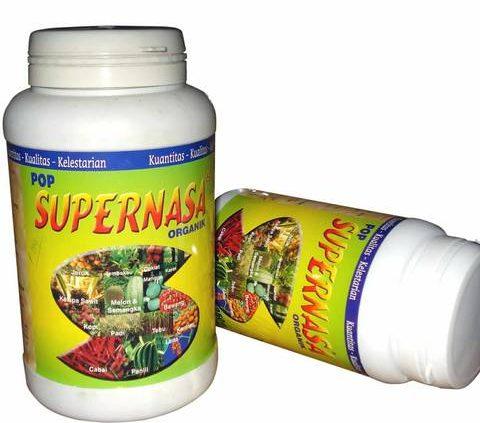 penggunaan super nasa organik