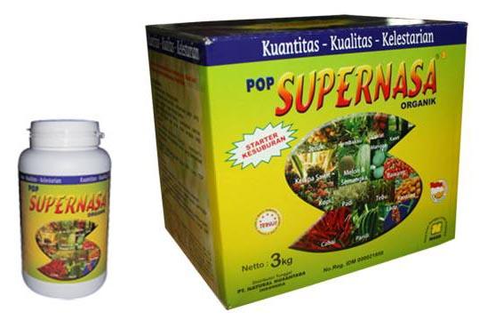 super nasa organik bagi tanaman