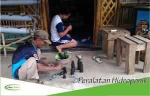 Peralatan dan Perlengkapan Penunjang Hidroponik Untuk Hasil Panen yang Optimal