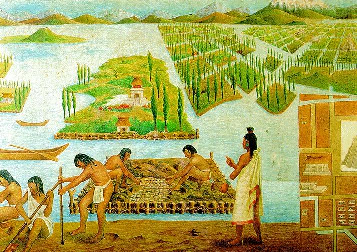 awal mula dan sejarah hidroponik