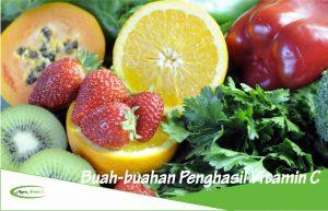 Rekomendasi Buah-Buahan Sumber Vitamin C dan Manfaatnya