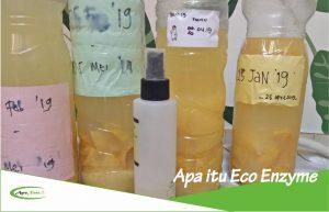 Definisi Lengkap  Pengertian Eco Enzyme dan Cara Membuatnya Sebagai Pupuk Organik