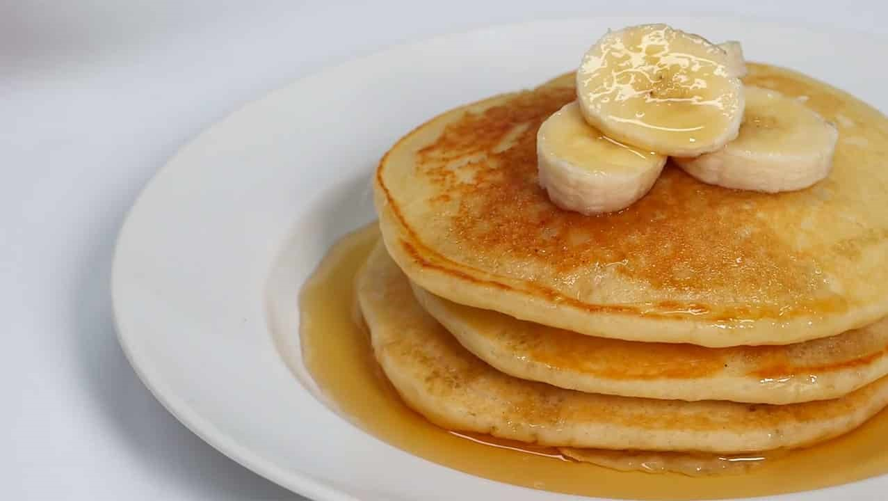 pisang pancake