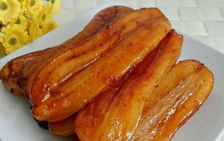 manisan pisang