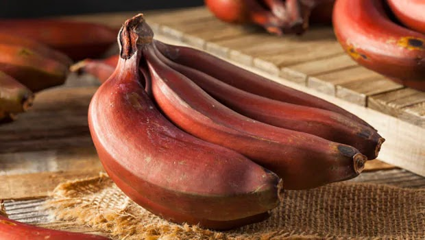 jenis pisang merah dan nutrisinya