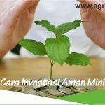 Cara Investasi Aman Minim Resiko