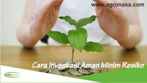 Investasi Modal Sektor Pertanian Untung Besar Risiko Kecil