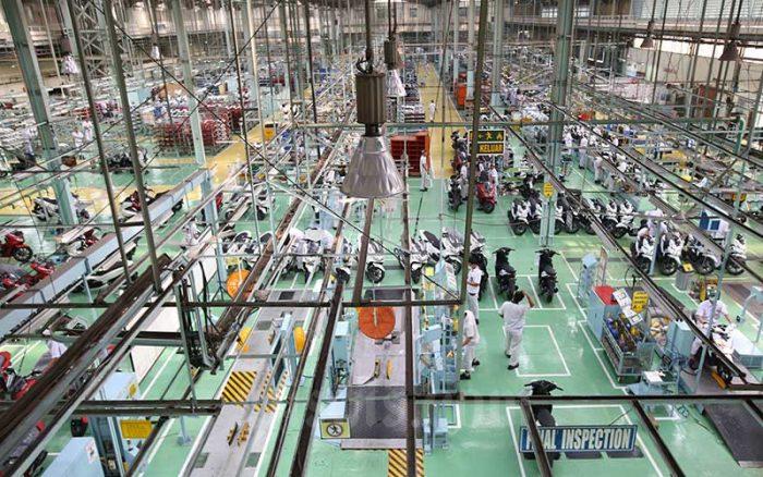 dampak pandemi covid 19 di sektor industri